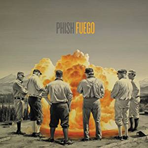 """Recently Purchased"" Thread Phish-Fuego"