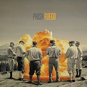 <i>Fuego</i> (Phish album) album by Phish