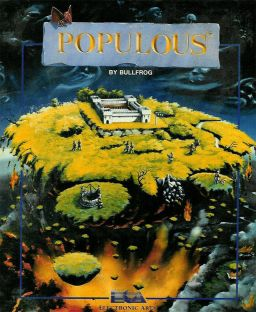 <i>Populous</i> (video game) computer game