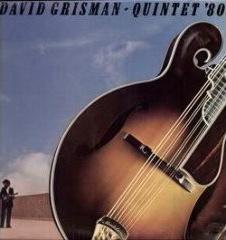 <i>Quintet 80</i> 1980 studio album by David Grisman Quintet