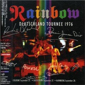 <i>Deutschland Tournee 1976</i> 2006 live album by Rainbow