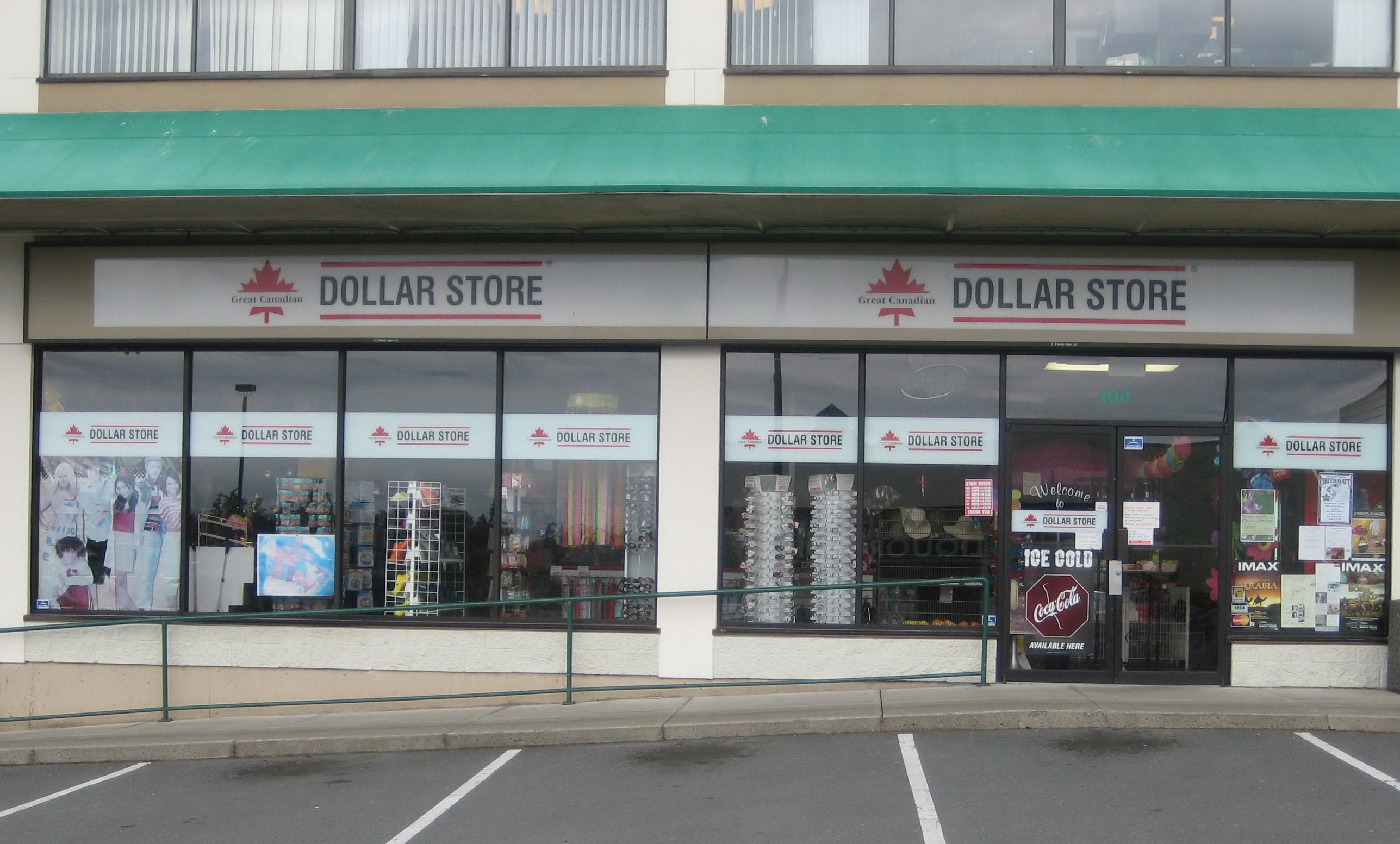 Https En Wikipedia Org Wiki File Store Front Picture Of Great Canadian Dollar Stores Jpg