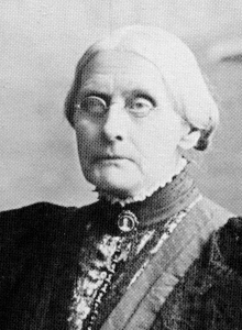 Susan B. Anthony Day - Wikipedia, the free encyclopedia