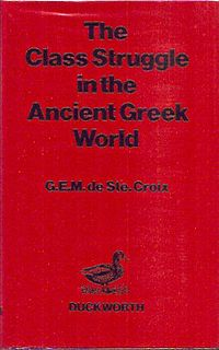 The Class Struggle in the Ancient Greek World, first edition.jpg