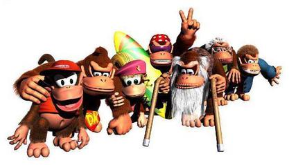 List of Donkey Kong characters - Wikiwand