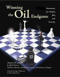<i>Winning the Oil Endgame</i> book by Amory Lovins