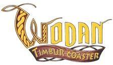 Wodan Timbur Coaster Amusement ride