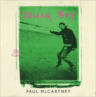 Young Boy 1997 single by Paul McCartney