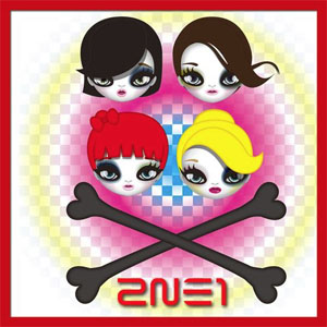 Artists' Library  2ndminialbum2ne1