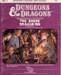Cover of AC1 The Shady Dragon Inn