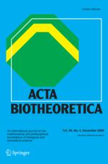 <i>Acta Biotheoretica</i> journal