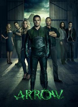 Arrow - Magazine cover