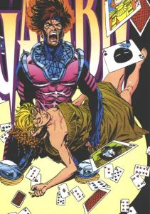 Bella Donna Boudreaux with Gambit