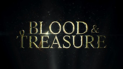 Blood & Treasure - Wikipedia