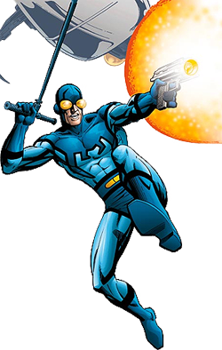 Blue Beetle (Ted Kord)