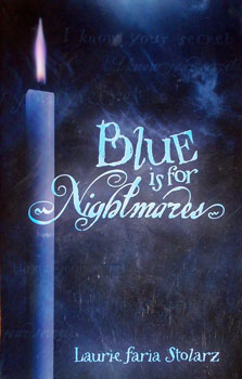 Image result for blue is for nightmares series