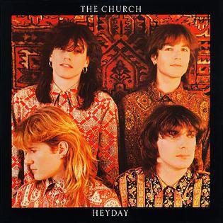 <i>Heyday</i> (The Church album) 1985 studio album by The Church