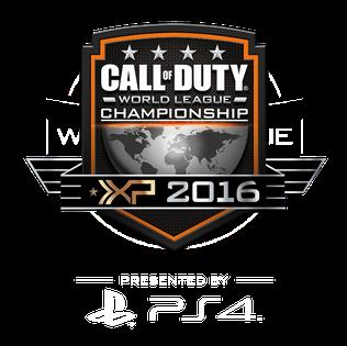Call Of Duty Championship 2016 Wikipedia