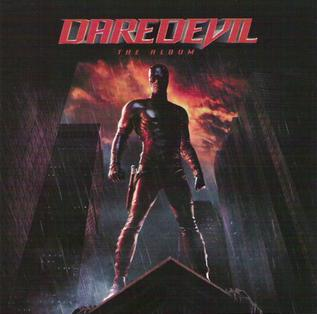 <i>Daredevil: The Album</i> 2003 soundtrack album by various artists