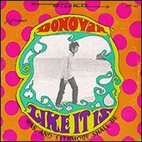 <i>Like It Is, Was, and Evermore Shall Be</i> 1968 compilation album by Donovan
