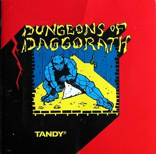 <i>Dungeons of Daggorath</i> 1982 video game