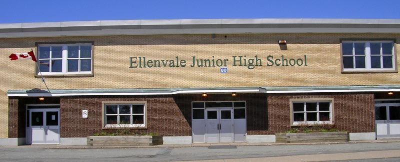 Junior high school speech contest