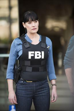 Criminal Minds Prentiss