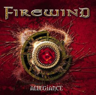 <i>Allegiance</i> (Firewind album) 2006 studio album by Firewind