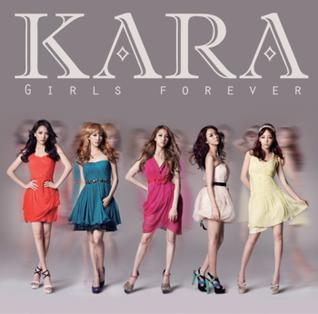 <i>Girls Forever</i> 2012 studio album by Kara