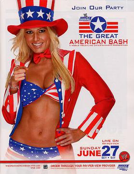 Post image of WWE Great American Bash 2004