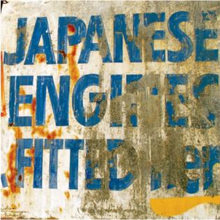 <i>Japanese Engines</i> album by The Fauves