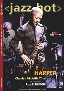 jazz magazine published in France