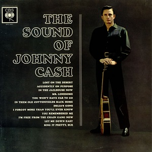 The Sound of Johnny Cash artwork