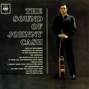 <i>The Sound of Johnny Cash</i> 1962 studio album by Johnny Cash