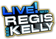 Live with Regis and Kelly logo