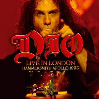 <i>Live in London, Hammersmith Apollo 1993</i> album by Dio