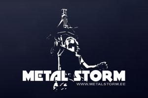 Metal Storm (webzine) heavy metal website based in Estonia