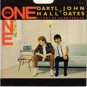 Cover image of song One on One by Hall & Oates