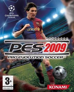 Game PC, cập nhật liên tục (torrent) PES_2009