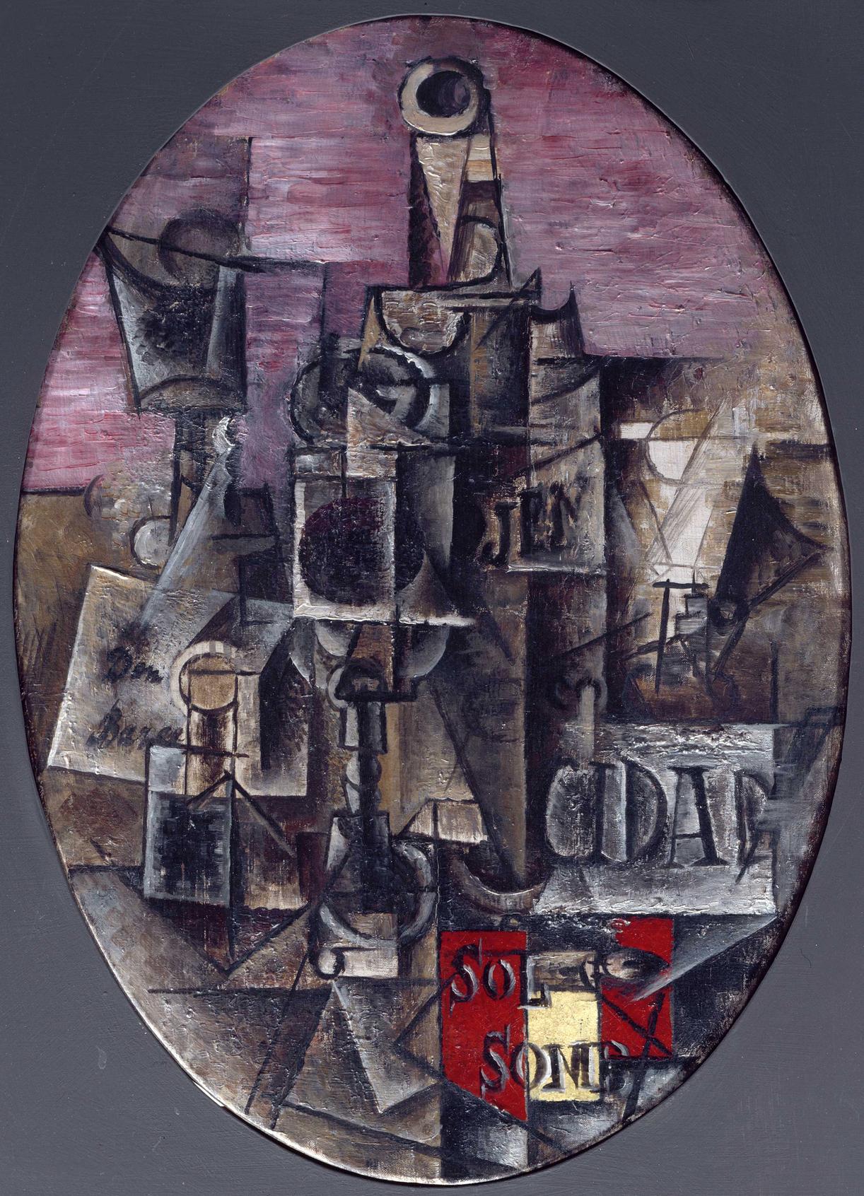 File:Pablo Picasso, 1912, Nature morte Espagnole (sol y sombra), oil ...