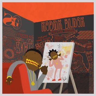 <i>Painting Pictures</i> 2017 studio album by Kodak Black