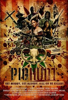 Pig Hunt (2008) movie poster