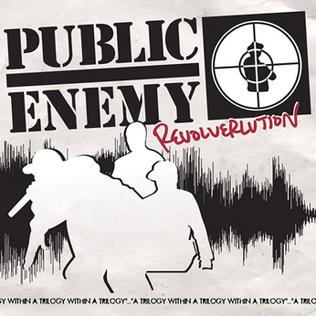 <i>Revolverlution</i> 2002 studio album by Public Enemy
