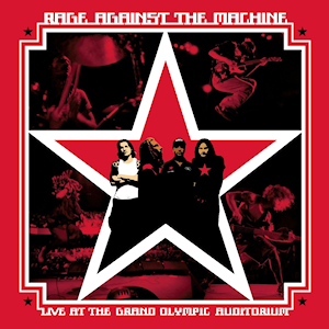 <i>Live at the Grand Olympic Auditorium</i> live album by Rage Against the Machine