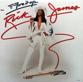 <i>Fire It Up</i> (Rick James album) 1979 studio album by Rick James