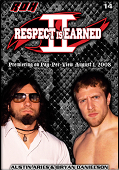 ROH - Respect Is Earned II Rohris2poster
