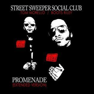 Promenade (Street Sweeper Social Club song) Street Sweeper Social Club song