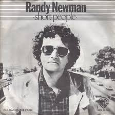 Short People 1977 single by Randy Newman