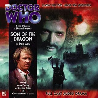 <i>Son of the Dragon</i> (audio drama) audio drama