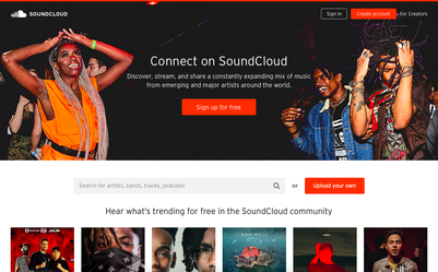 SoundCloud - Wikipedia
